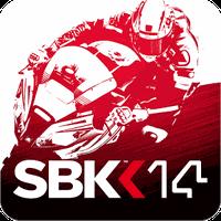 Ícone do SBK14 Official Mobile Game