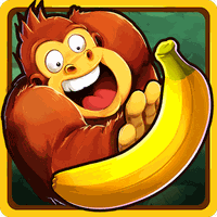 Ícone do Banana Kong