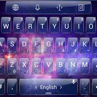 Ícone do Tema teclado Galaxy