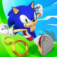 Ícone do Sonic Dash