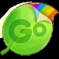 GO Keyboard White theme apk icon