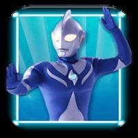 Ikon apk Ultraman Cosmos