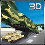 Avião de carga do aeroporto 3D 2.1 APK
