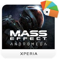 Ícone do apk XPERIA™ Mass Effect™ Theme