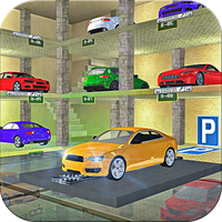 Roadway Multi Level Car Parking Game apk icon