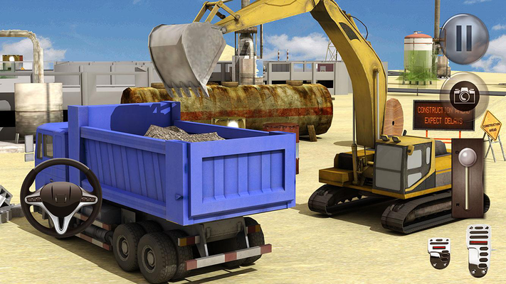 City Road Builder 3D Simulator Android - Free Download City Road