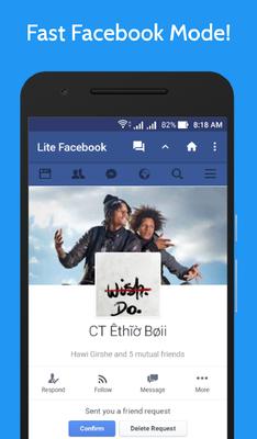 Tải miễn phí APK Messenger for Facebook - Lite & Fast 1 5 Android