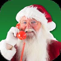 Icono de ¡Una llamada de Papá Noel!