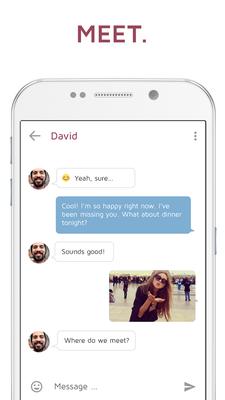 JAUMO Flirt Chat & Dating image 2