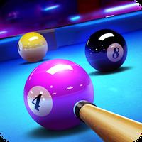 Ícone do Jogo de Bilhar 3D