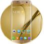 Tema Ouro - Samsung Galaxy S8+ 1.1.3