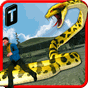 Angry Anaconda Attack 3D  APK
