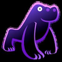 Ícone do Animais fundo animado