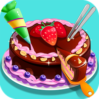 Cake Shop - Kids Cooking Simgesi