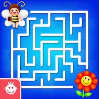 Kids Maze : Educational Puzzle World Icon