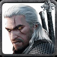 The Witcher Battle Arena의 apk 아이콘