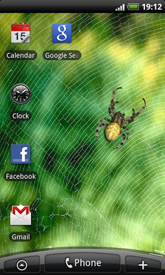 Spider Live Wallpaper Android Free Download Spider