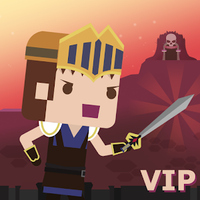 Infinity Dungeon 2 VIP - Summon girl and Zombie Simgesi