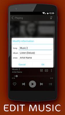Music Player 2 screenshot apk 9
