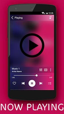 Music Player 2 screenshot apk 4