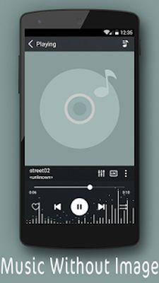 Music Player 2 screenshot apk 5