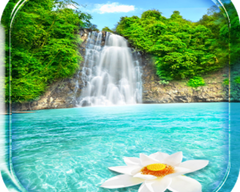 Waterfall Live Wallpaper Android - Free