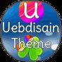 Uebdisain Theme 4 GO Launcher 1.5 APK