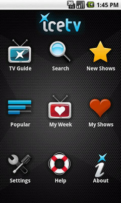 IceTV - TV Guide Australia Android - Free Download IceTV - TV Guide