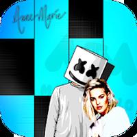 Marshmello & Anna Marie - Friend Piano Tiles apk icono