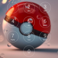 Ícone do Lock screen for Pokeball