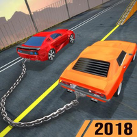 Chained Cars Racing Rampage apk icono