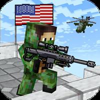 American Block Sniper Survival Simgesi