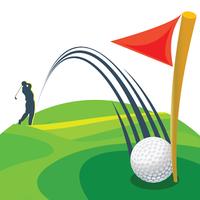 Free Golf GPS APP - FreeCaddie icon