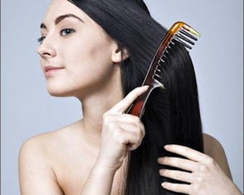 Как расчесывать волосы  ruwikihowcom