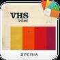 XPERIA™ VHS Theme 1.0.0