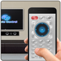 Controle remoto para TV 2.4
