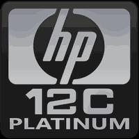 Ícone do HP 12C Platinum Calculator
