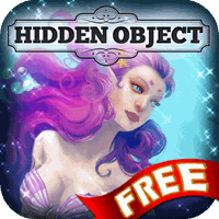 Ikona apk Hidden Object Mermaid Wonders