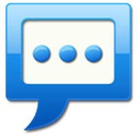 Ícone do Handcent SMS Arabic language p