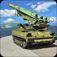 Biểu tượng tên lửa chiến tranh Launcher nhiệm vụ - đối thủ