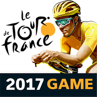 Ícone do Tour de France - Cycling stars Official game 2017