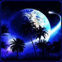 Space HD Live Wallpaper APK icon