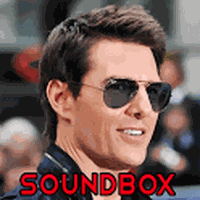 Ícone do Tom Cruise Vozes Engraçadas
