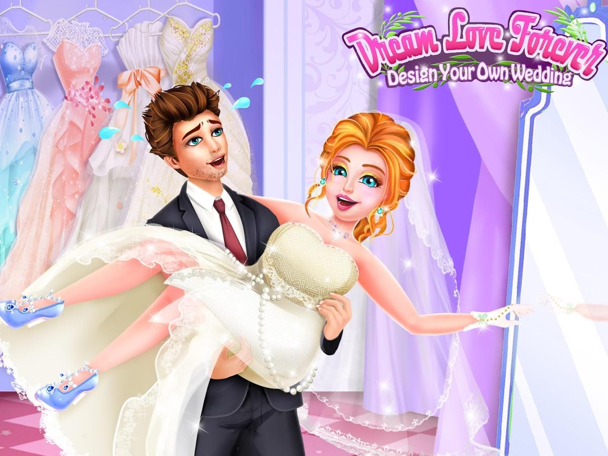 Dzień ślubu Idealny Makijaż Ubieranki I Włosy Android