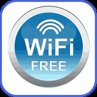 Ícone do apk wifi free