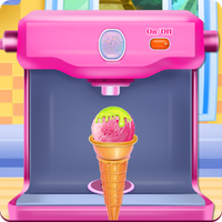 Fantasy Ice Cream Land Simgesi