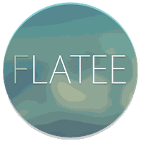 Flatee - Icon Pack icon