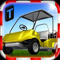 Golf Cart Simulator 3D アイコン