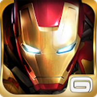 Ikona apk Iron Man 3 - The Official Game