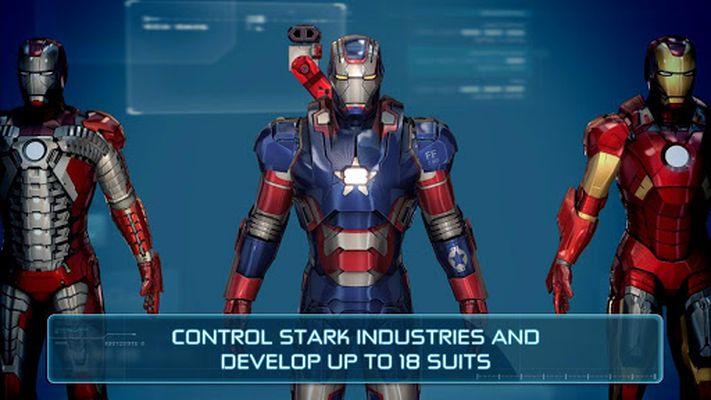 Iron Man Spiele Kostenlos